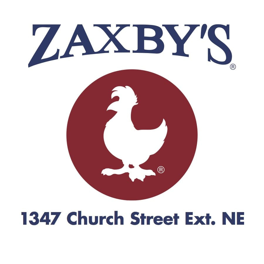 ZAXBY'S Church Street logo