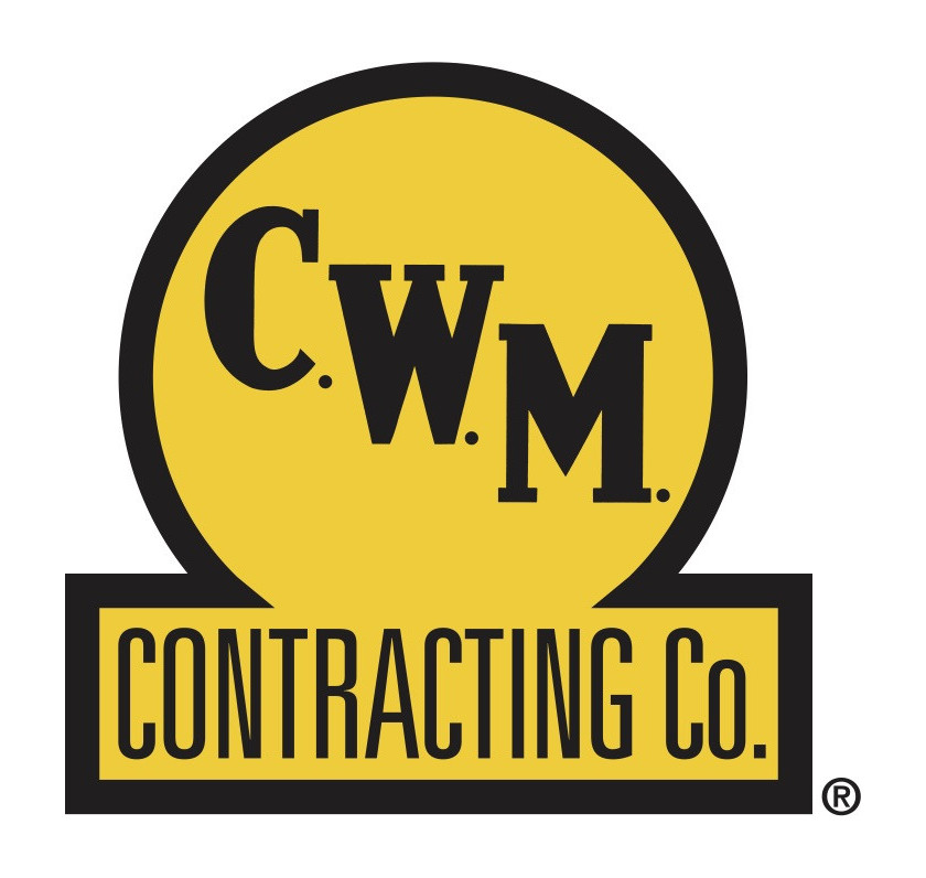 CWM Contracting Co. logo