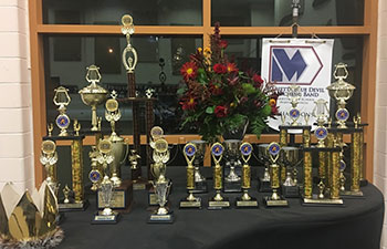 Congratulations to the Marietta Marching Band